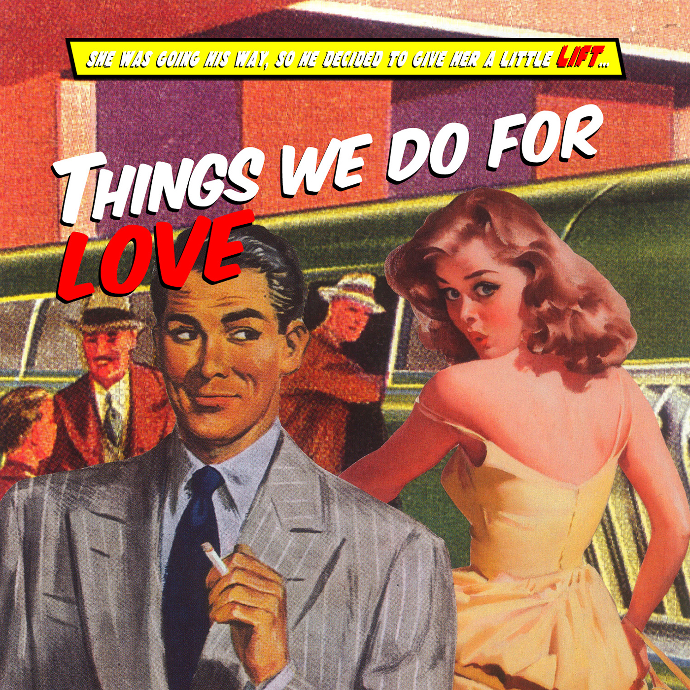 The Daygame Diaries—Tales from the Street, Vol. #1: Things we do for Love, by Dean Kyte