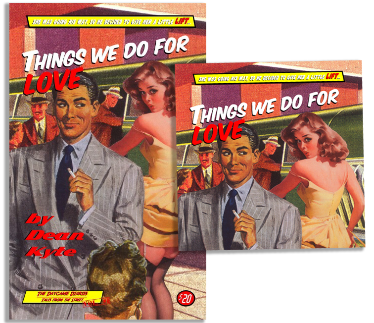 """Things we do for Love"", by Dean Kyte"