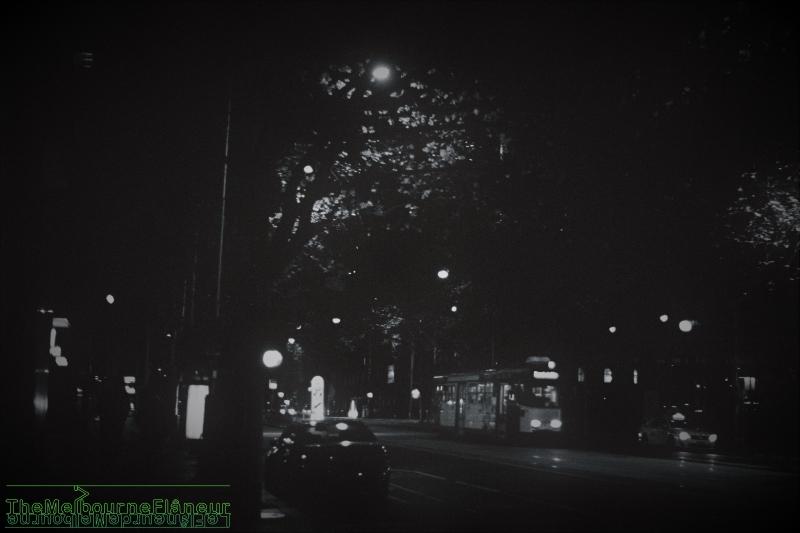 William street, night, by Dean Kyte.