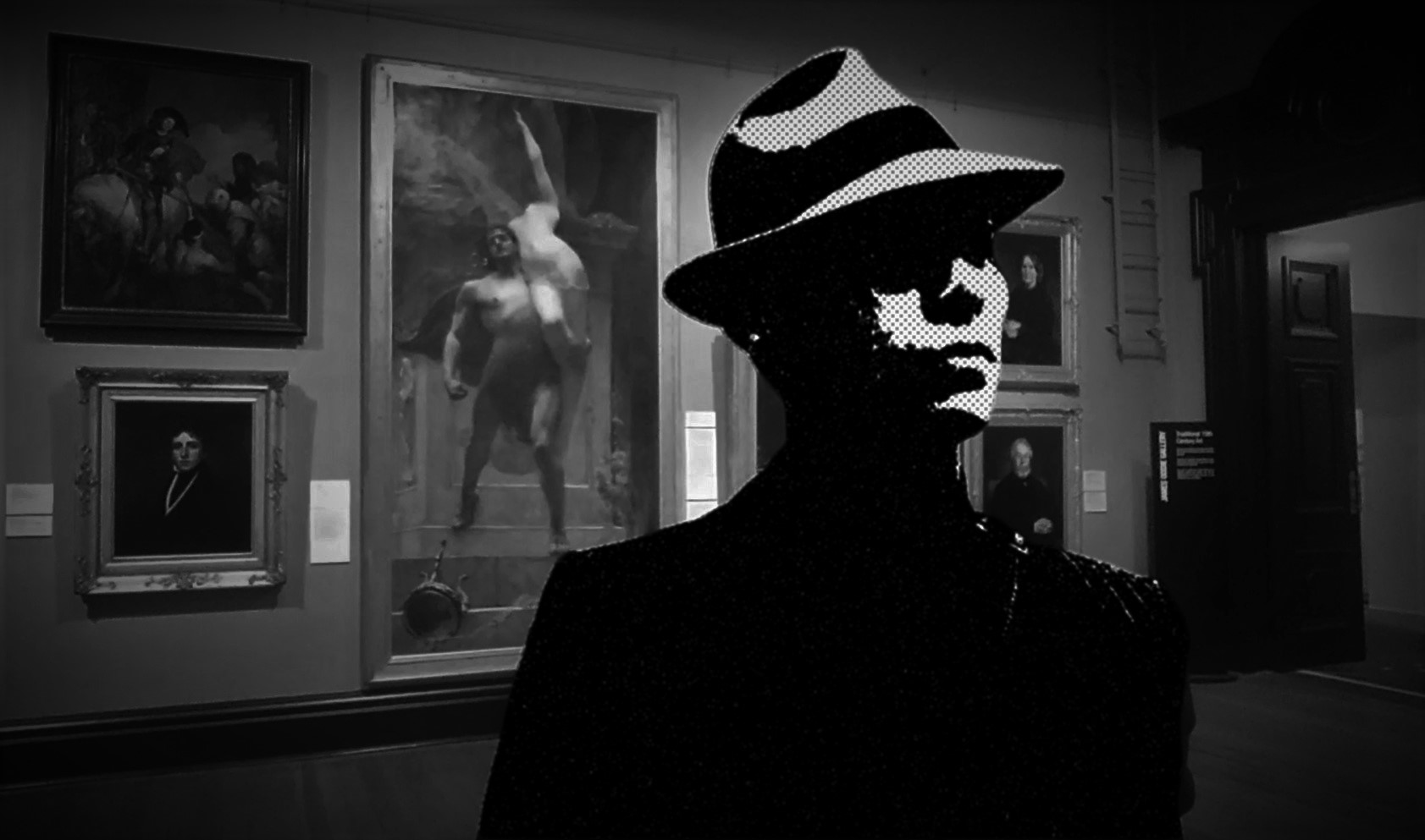 Dean Kyte at the Art Gallery of Ballarat